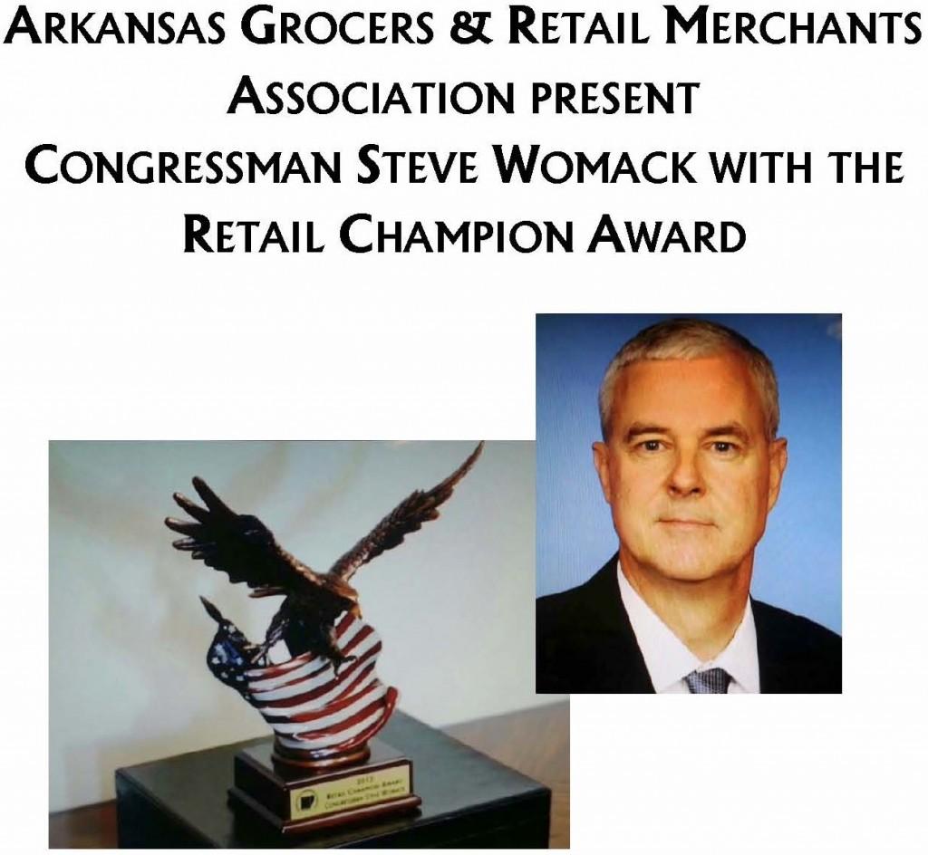 Congressman Steve Womack